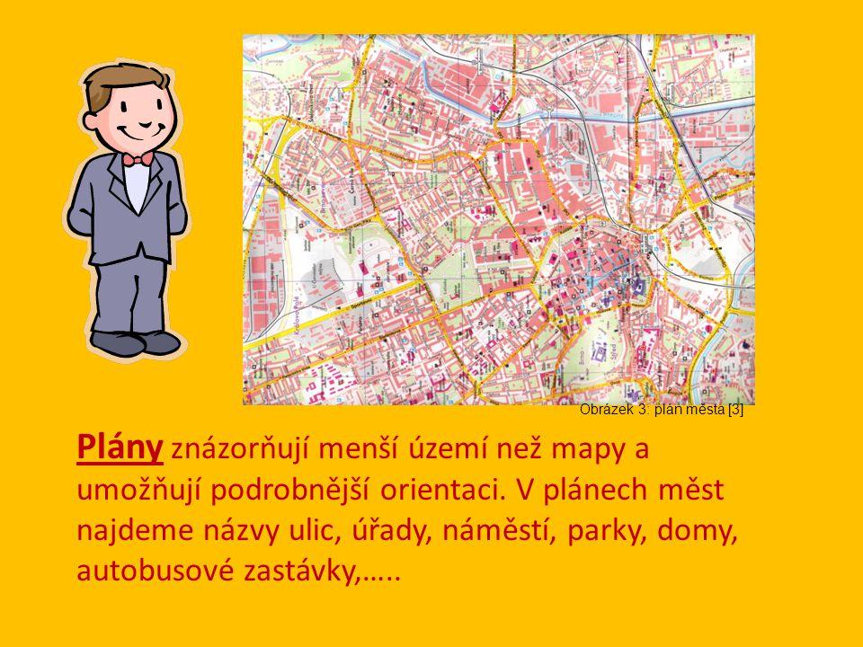 Obrázek 3: plán města [3]